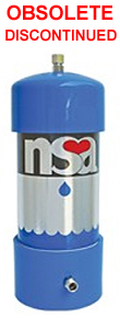 NSA 100S under sink water filter is obsolete. Replace with the ESD-US413 or other options.