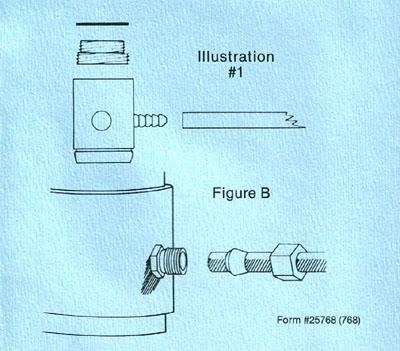 water filter installation instructions